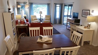 Photo for Stunning Penthouse Vacation Rental Sleeps 6! Families/Couples FREE GOLF*