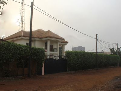 Photo for Kipe Dadia Situated in Conakry, provides a garden and terrace. Located around 1.