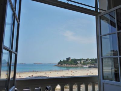Photo for 4 bedroom Apartment, sleeps 8 in Dinard with WiFi