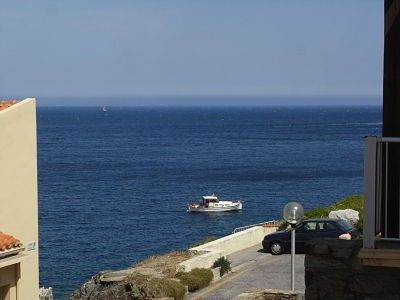 Photo for 4 Bedroom apartment at the water's edge in Collioure
