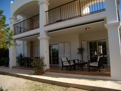 Photo for ET-0301-E   Villa With Private Pool, BBQ Area,  Wifi, Air-conditioning.