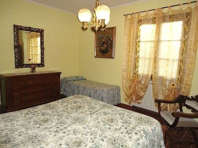 """Photo for Apartment """"L`Alloro"""" in Agriturismo Bramasole, 110sqm, up to 9 people"""