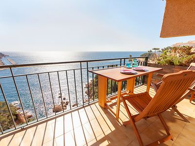 Photo for Apartment S'Adolix in St Feliu de Guíxols - 6 persons, 3 bedrooms