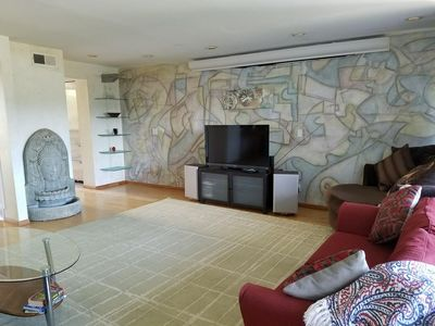 Photo for Spacious, Sunny & Comfortable: Centrally Located Mission Valley San Diego Condo