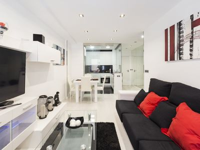 Photo for MINIMALIST APARTMENT IN THE MONUMENTAL AND CULTURAL SALAMANCA !!