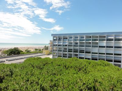Photo for Holiday apartment near the sea with parking