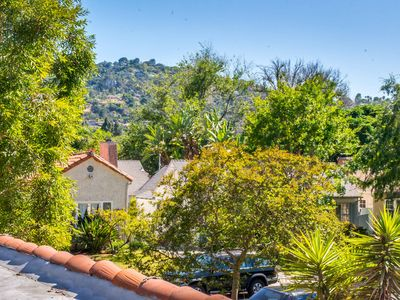 Photo for Remodeled Upper Guest Hs. w/View - Close to Universal Studios, Warner Brothers!