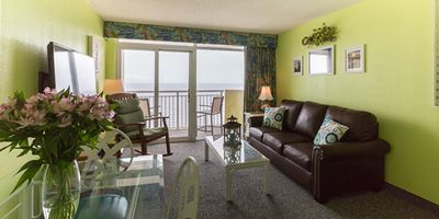 Photo for Ocean View, One Bedroom Condo (A426)