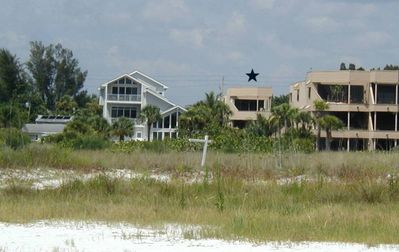 Photo for Beachfront Home with Gulf Views
