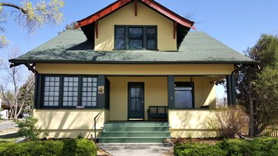 Photo for Charming Two Story Bungalow, Historic Old North End with view of Pikes Peak