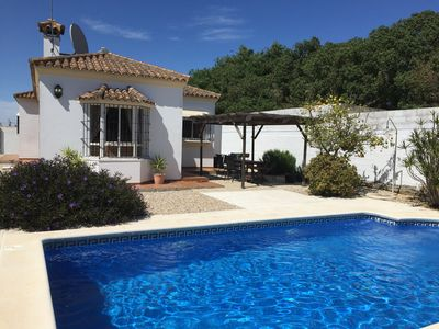 Photo for Villa With Private Pool And Gardens Which Are Not Overlooked