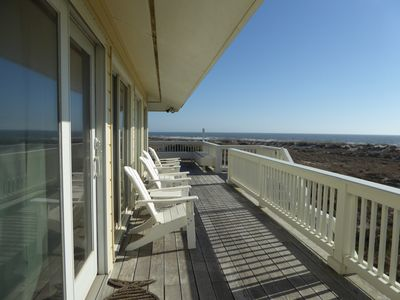 Photo for Oceanfront Home!! Panoramic Views, See the Sun Rise and Set!!