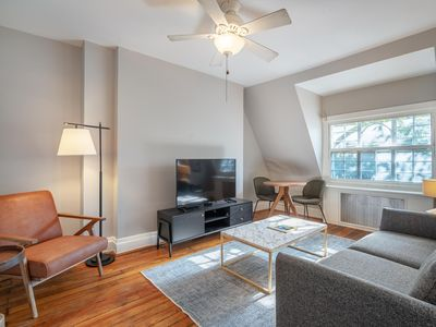 Photo for Smart Dupont Circle 1BR, Rowhome, by Metro & Nightlife, by Blueground