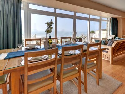 Photo for Vacation home Seascape in Barnstaple and Braunton - 8 persons, 4 bedrooms