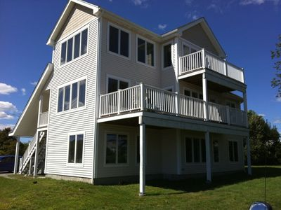 Photo for Air Conditioned, Free Beach Parking - Vast Ocean Views - Ideal for Large Family