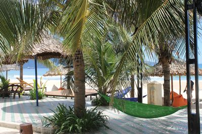 Private Beach Bungalows At The World Famous My Khe Mỹ An