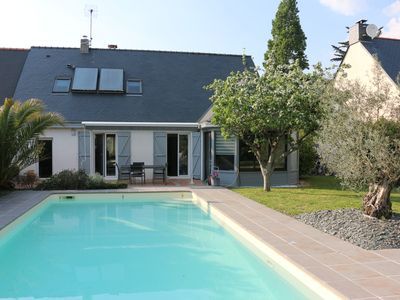 Photo for Nice house with swimming pool ideally located