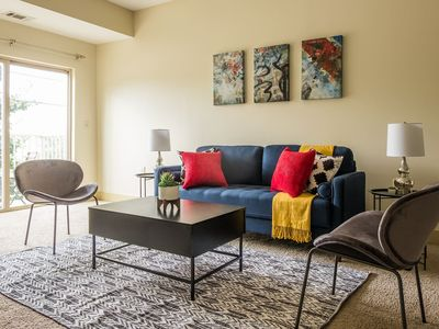 Photo for Luxe + Modern 2BR Apt in North Oakland w/ Parking