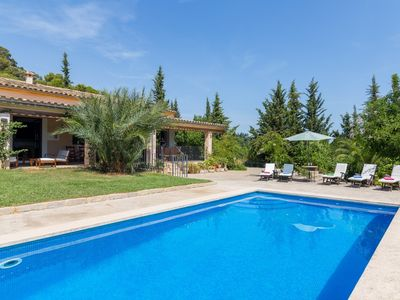 Photo for Cladera - Spectacular villa with pool in sa Pobla
