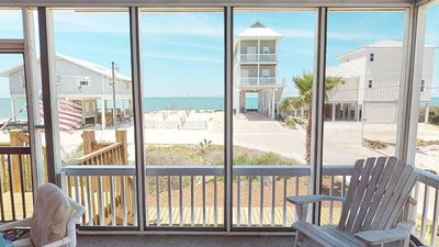 Photo for Steps Away from Beach~Townhome with Great Gulf Views