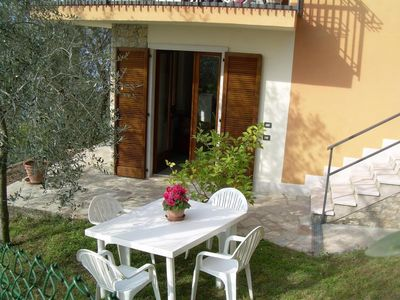 Photo for 1BR Apartment Vacation Rental in Brenzone, Veneto