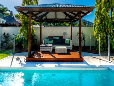 Photo for Beautiful Beachside Villa