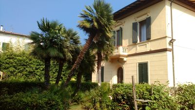 Photo for Liberty villa with private garden and parking. Close to the sea and the lake