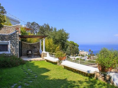 Photo for Villa Pietra Salata is an exclusive villa with infinity pool and amazing views.