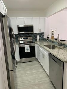 Photo for 3/2 remodeled Waterfront condo No Fixed Bridges and minutes to Ocean