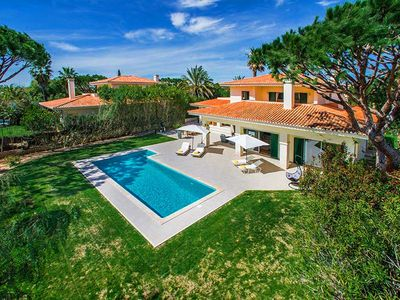 Photo for STUNNING 3 BEDROOM VILLA IN VILAS ALVES. SMARTLY FURNISHED WITH PRIVATE SWIMMING POOL DM14