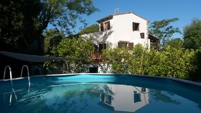 Photo for Charming Finca, typically of Mallorca, 100