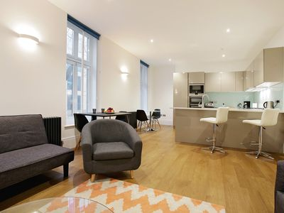 Photo for LOVELY & MODERN 2BR BY COVENT GARDEN - LEICESTER SQUARE - THEATRE AREA -