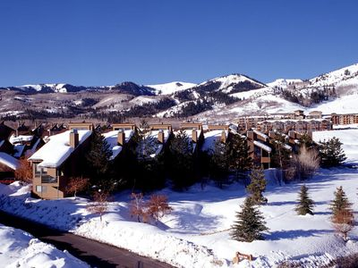 Photo for Red Pine 2 Bdrm 2 Bath with loft at The Canyons Resort...Sleeps 8