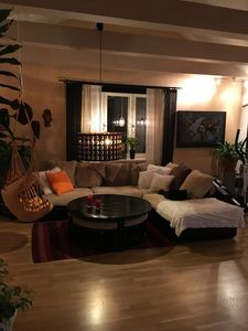 Photo for Cozy attic 2 bedroom centrally located in Stockholm
