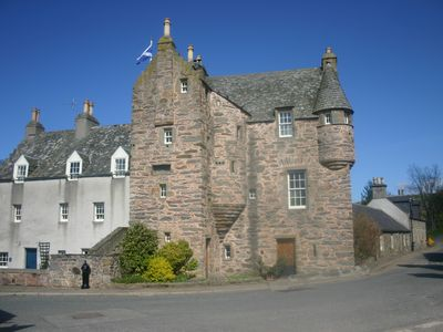 Photo for Lady Margaret Cottage by Fordyce Castle