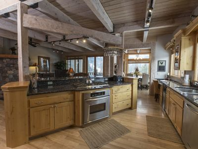 Photo for 4BR Townhome Vacation Rental in Whitefish, Montana