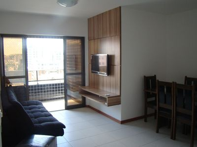 Photo for Jatiúca Apt 2 bedrooms and 2 toilets, 300 Metres From The Beach, The Point De Maceio