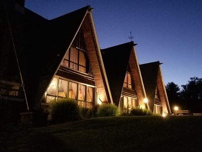 Photo for Beautiful AAA frame chalet
