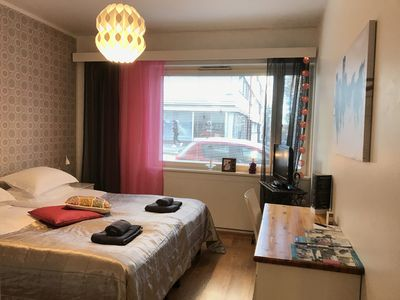 Photo for Artsy 2 bedroom apartment in the heart of the city