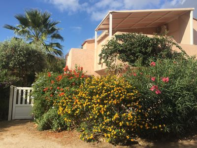 Photo for House or apartment 4-8 people, Calvi center, beach and shops 5 minutes walk