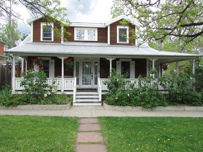 Photo for Family-Friendly Home Steps From Downtown Boulder, Shopping, Dining And Events