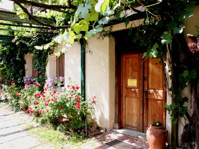 Photo for Comfortable apartment in the beautiful four-sided courtyard on the outskirts of Leipzig