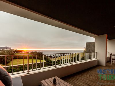 Photo for Quinta do Mar - Watch The Sun Rise Over The Ocean From Your Bed