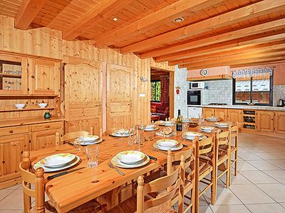 Photo for Chalet Trois Vallees - Chalet 12 Persons 7 Rooms