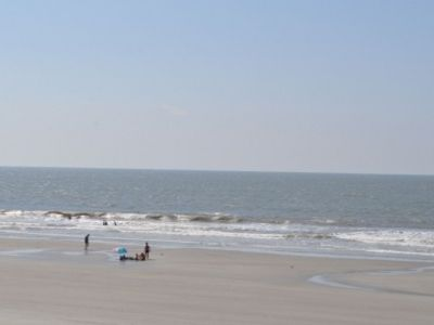 Photo for Rustic Cottage Beach Front at Folly Beach