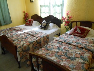 Photo for GUEST HOUSE 66 ENTIRE HOUSE 2 BEDROOMS SLEEP 6 A/C, CABLE TV 100% WIFI NICE DEAL