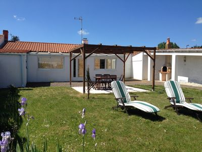 Photo for Nice classified house *** 10 minutes from the beaches - Vendée sud
