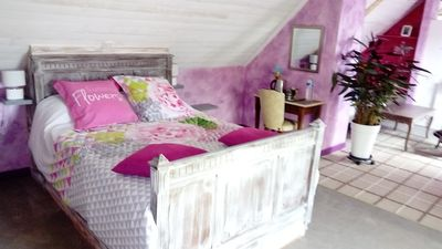 Photo for host of the attic bedroom