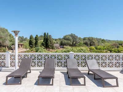 Photo for Modernized Country House with Rooftop Terrace, Garden and Wi-Fi; Parking Available