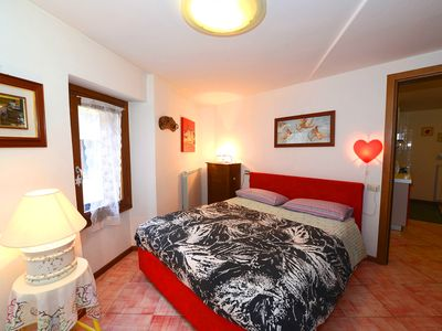 Photo for Apartment 2 steps from the ski slopes for the Tonale and in the center of Temù
